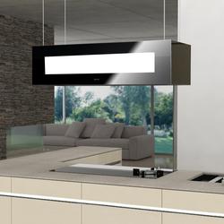campanas extractoras campanas extractoras aisladas de alta. Black Bedroom Furniture Sets. Home Design Ideas