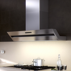 Headroom hood BKH FO | Kitchen hoods | Berbel