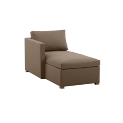 Shape Chaise Lounge right | Sdraio da giardino | Cane-line