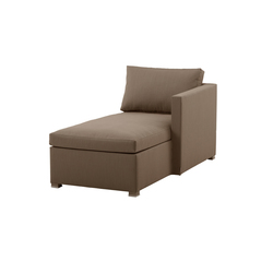 Shape Chaise Lounge left | Liegestühle | Cane-line