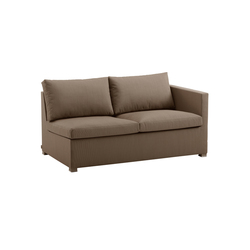Shape Sofa right module | Gartensofas | Cane-line