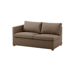 Shape Sofa left module | Garden sofas | Cane-line