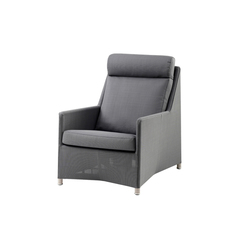 Diamond Highback Chair | Fauteuils de jardin | Cane-line