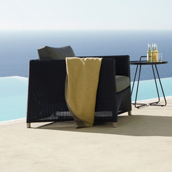 Diamond Lounge Chair Weave | Sillones de jardín | Cane-line