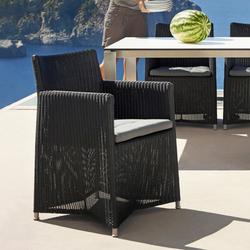 Diamond Armchair Weave | Garden chairs | Cane-line
