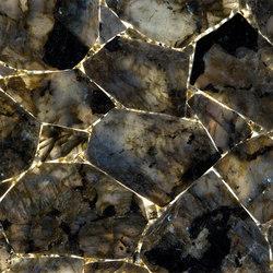 Prexury Labradorite | Mineral composite panels | Cosentino