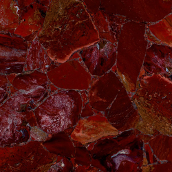 Prexury Red Jasper | Mineral composite panels | Cosentino