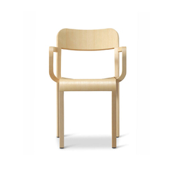 Blocco armchair 1475-40 | Visitors chairs / Side chairs | Plank
