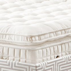 Sleeping Systems Collection Prestige | Mattress topper Opéra Prestige | Mattress toppers | Treca Interiors Paris