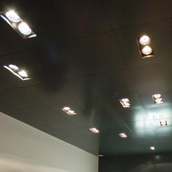 Selezionata di Pannelli per soffitti Colore: Nero su Architonic