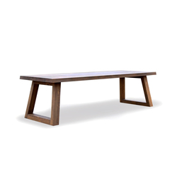 Slide Dining Table Savanne | Tables de restaurant | Odesi