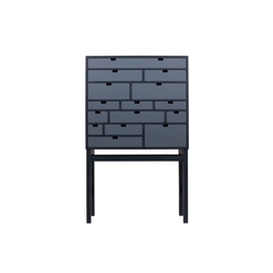 Rhapsody chest of drawers | Aparadores | Olby Design