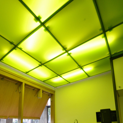 Ceil Lighting | Synthetic panels | Ceil-In