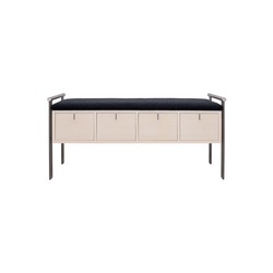 Ladan bench | Upholstered benches | Olby Design