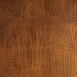 Tactile Amber elefant | Azulejos de pared de cuero natural | Nextep Leathers