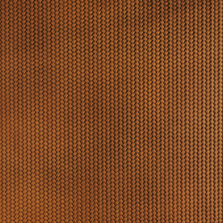 Tactile Amber braid | Natural leather wall tiles | Nextep Leathers