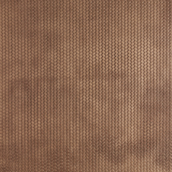 Tactile Sand braid | Natural leather wall tiles | Nextep Leathers