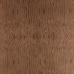 Tactile Sand zebra | Azulejos de pared de cuero natural | Nextep Leathers