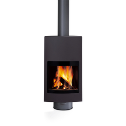 Fuga eL | Wood burning stoves | Harrie Leenders