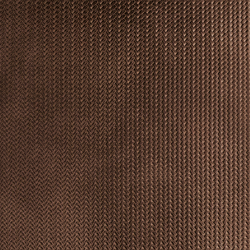 Tactile Moresque braid | Natural leather wall tiles | Nextep Leathers