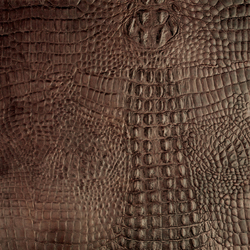 Tactile Moresque cayman | Azulejos de pared de cuero natural | Nextep Leathers