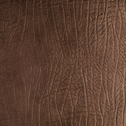 Tactile Moresque elefant | Azulejos de pared de cuero natural | Nextep Leathers