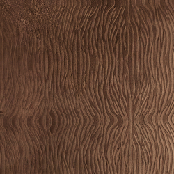 Tactile Moresque zebra | Azulejos de pared de cuero natural | Nextep Leathers