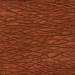 Tactile Mahogany arcadia | Natural leather wall tiles | Nextep Leathers