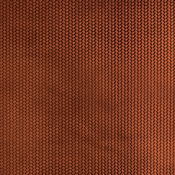 Tactile Mahogany braid | Natural leather wall tiles | Nextep Leathers