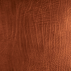 Tactile Mahogany elefant | Natural leather wall tiles | Nextep Leathers