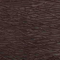 Tactile Choco arcadia | Natural leather wall tiles | Nextep Leathers