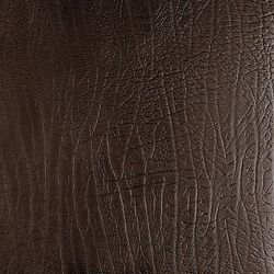 Tactile Choco elefant | Azulejos de pared de cuero natural | Nextep Leathers