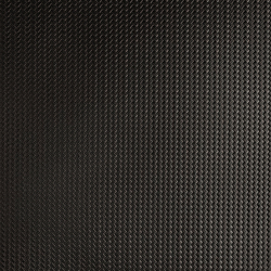Tactile Black braid | Natural leather wall tiles | Nextep Leathers