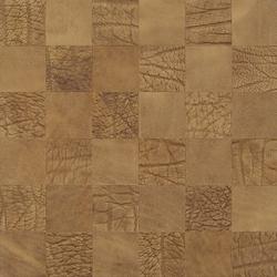 Kaleidos Chips Avorio-Elefante | Piastrelle cuoio | Nextep Leathers