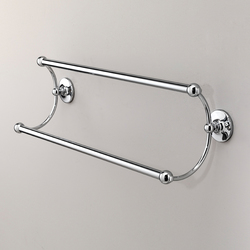 Cavendish Double towel-rail | Towel rails | Devon&Devon