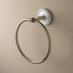 Dorothy towel ring | Towel rails | Devon&Devon