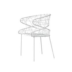 Fluxus | Sedie da giardino | Tekhne