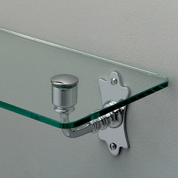Mayfair Glass shelf | Bath shelves | Devon&Devon