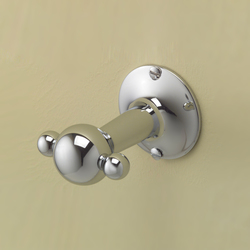 New York Double robe hook | Towel hooks | Devon&Devon