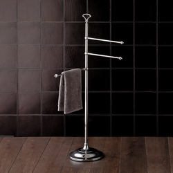 Single Towel holder stand | Towel rails | Devon&Devon