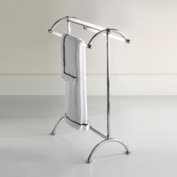 Single Freestanding towel-rail | Towel rails | Devon&Devon