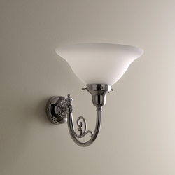 Essex Arm – Madeleine Glass | Bathroom lighting | Devon&Devon