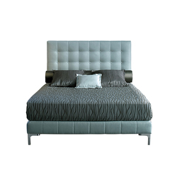 Sleeping Systems Collection Prestige | Headboard Colette | Double beds | Treca Paris