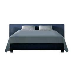 Sleeping Systems Collection Prestige | Headboard Cube wide | Double beds | Treca Interiors Paris