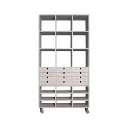 Kliq shelving system | Shelving | Olby Design