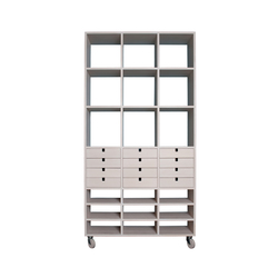 Kliq shelving system | Estantería | Olby Design
