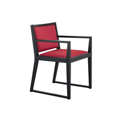 Marker Fauteuil | Visitors chairs / Side chairs | Tekhne
