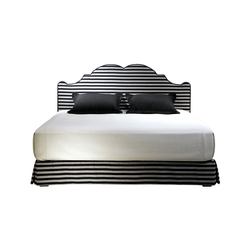 Sleeping Systems Collection Prestige | Headboard Versailles | Double beds | Treca Paris