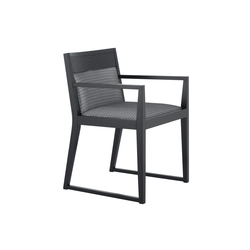 Marker Chair with armrests | Visitors chairs / Side chairs | Tekhne