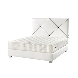 Sleeping Systems Collection Platinum | Headboard Carat | Double beds | Treca Paris